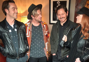 Switchfoot Reveals Inspiration Behind Their New Album 'Native Tongue'