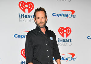 'Extra's' Best Moments with Luke Perry