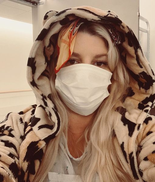 Jessica Simpson Hospitalized Multiple Times in Last Two Months of Pregnancy
