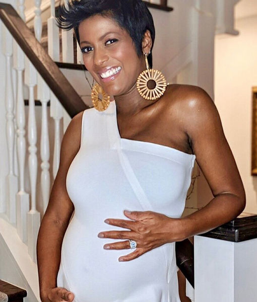 'Today' Alum Tamron Hall Pregnant at 48… and Surprise! She's Married,…