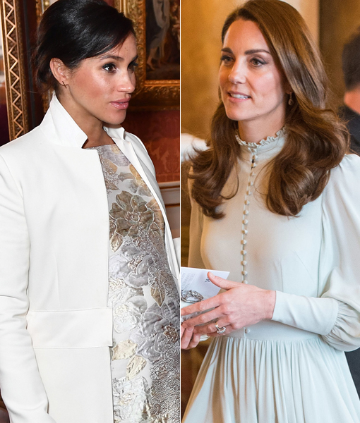 Meghan Markle & Kate Middleton Finally Reunite After Feud Speculation —…
