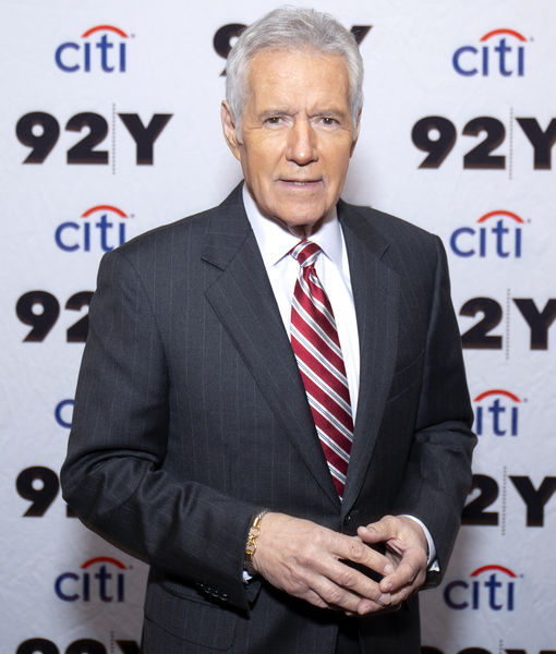 A Contestant's Surprise for Alex Trebek Nearly Brought 'Jeopardy!' Host…