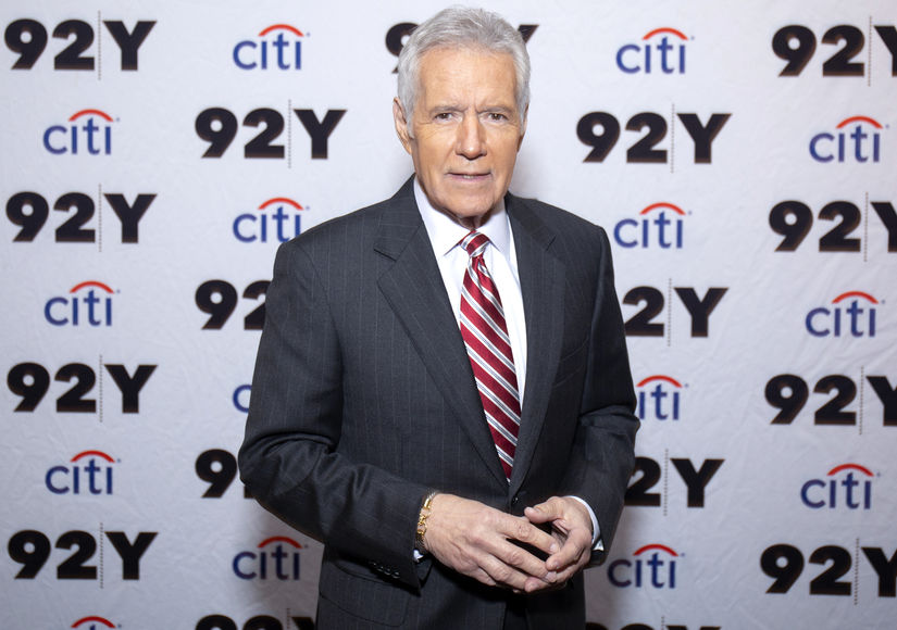 Alex Trebek's Latest Cancer Update: 'The Tumors Have Already Shrunk'