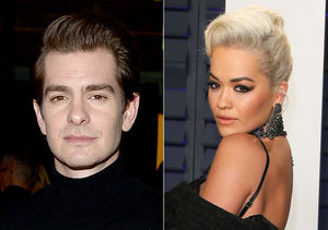 Report: Andrew Garfield & Rita Ora Split