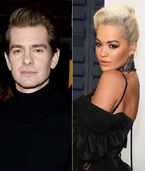 Report: Andrew Garfield & Rita Ora Split