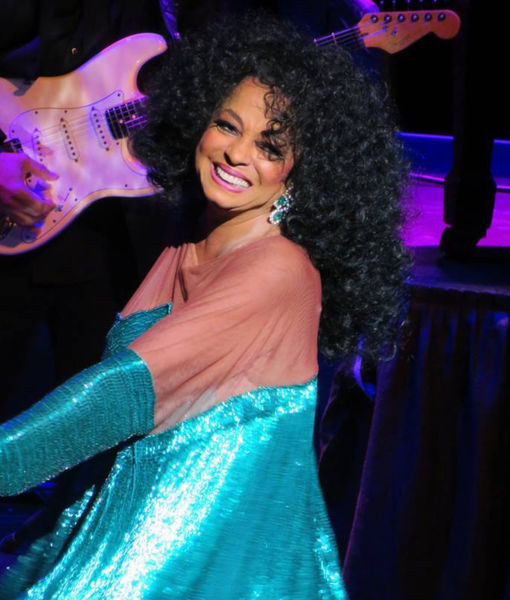 Diana Ross to Celebrate 75th Birthday with Diamond Celebration at Hollywood…