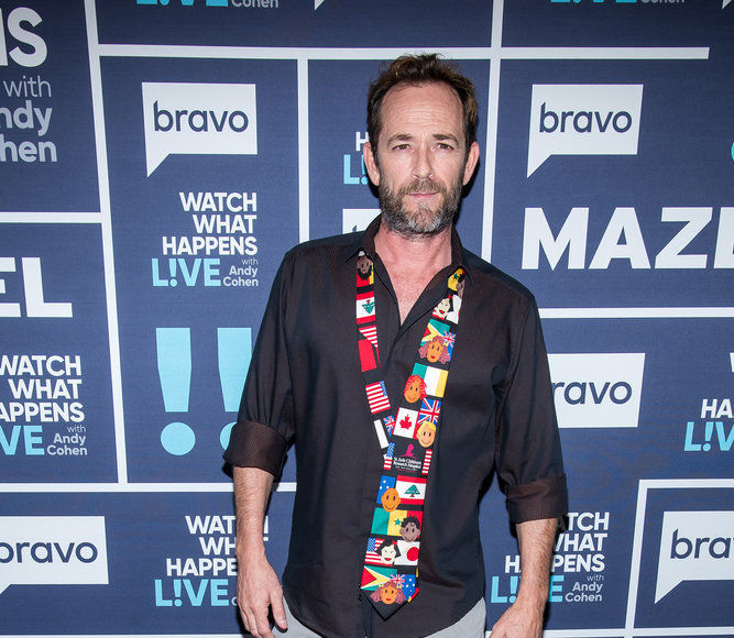 Details on the Devastating Decision to Take Luke Perry Off Life Support