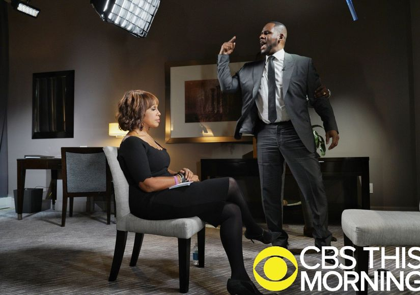 'I'm Not a Devil!' R. Kelly's Explosive Interview with Gayle King