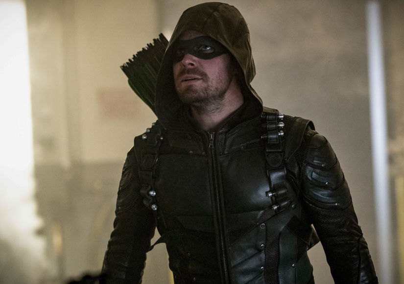 'Arrow' to End After Season 8