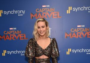 Brie Larson Talks Her Rendition of Lady Gaga's Song 'Shallow'