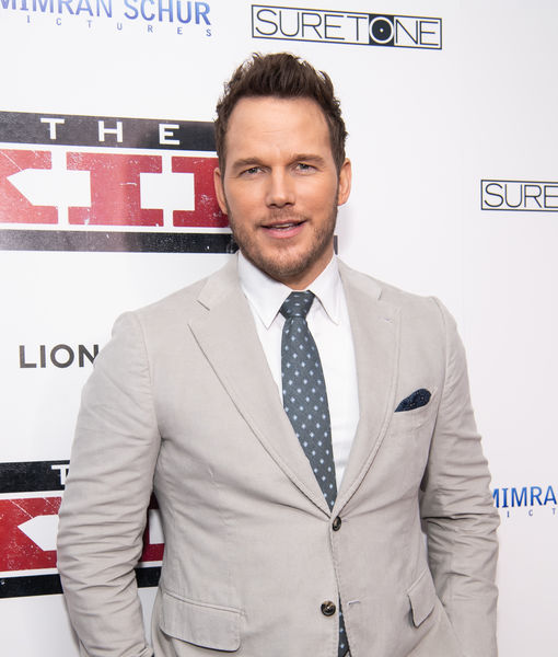 Chris Pratt: Sun's Out, Buns Out!