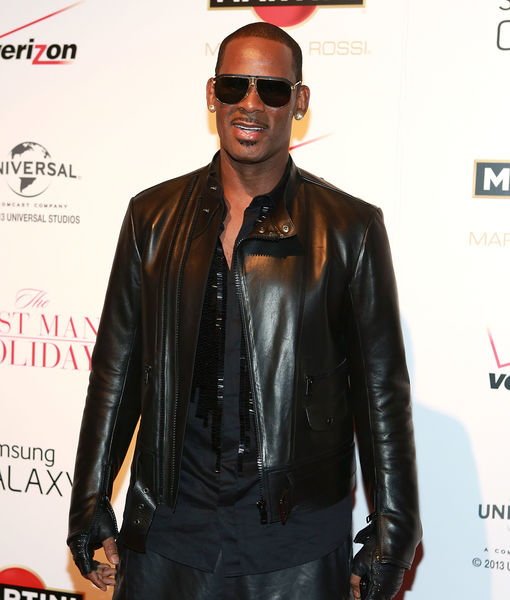 R. Kelly Arrested and Back in Jail