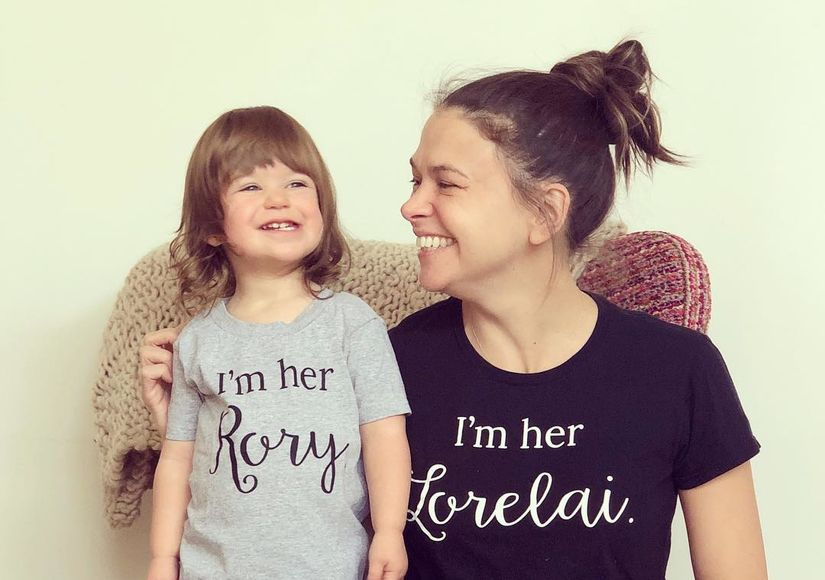 'Younger' Star Sutton Foster Opens Up About Adopting Daughter Emily