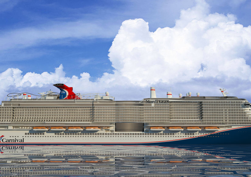BAM! Chef Emeril's First Restaurant at Sea on Carnival's Newest Ship, Mardi…