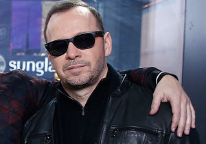 Donnie Wahlberg Remembers Luke Perry, and the Surprising Way They Met