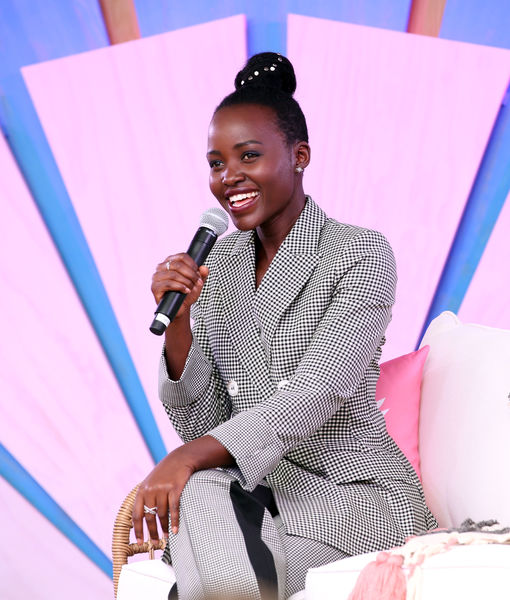 Lupita Nyong'o on That One Time She 'Terrified' Someone at an 'Us'…