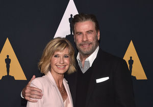 Olivia Newton-John Approves of John Travolta's Shaved Head, Plus: Her…