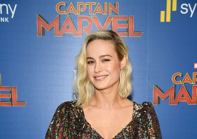 My She-ro! 'Captain Marvel' Soars at Box Office