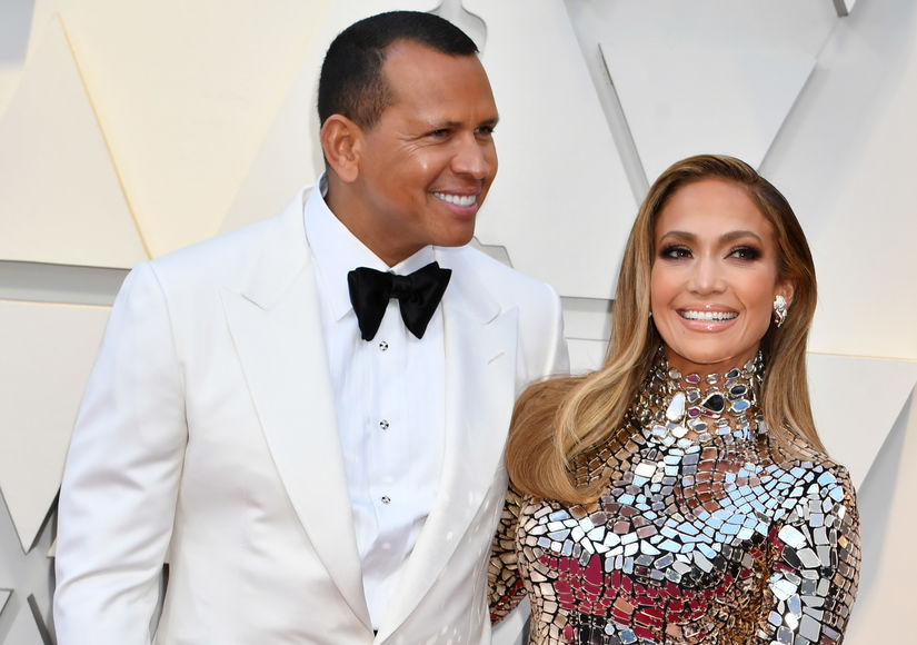 J.Lo & A-Rod Are Engaged — See the Ring!