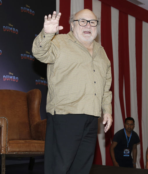 Danny DeVito on His 'Dumbo' Drop: 'It Was Amazing'