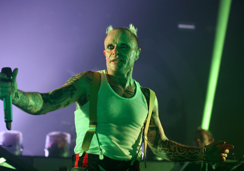 The Prodigy Singer Keith Flint's Cause of Death Revealed