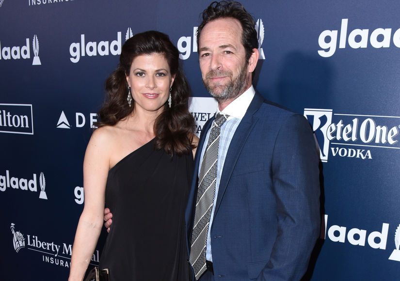Luke Perry's Fiancée Wendy Madison Bauer Breaks Her Silence Following His Tragic Death