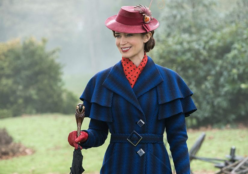 Check Out this Exclusive from 'Mary Poppins Returns'