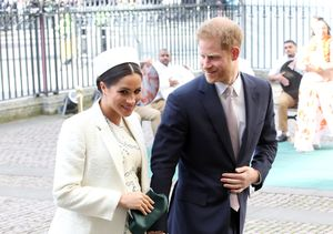Prince Harry & Meghan Markle Break Another Royal Tradition with Private…