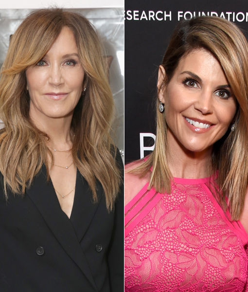 Felicity Huffman & Lori Loughlin Indicted