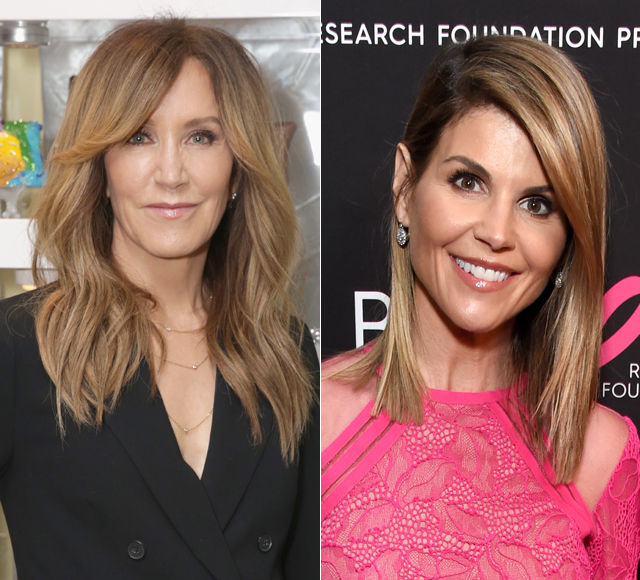 Felicity Huffman & Lori Loughlin Indicted in College Cheating Scandal