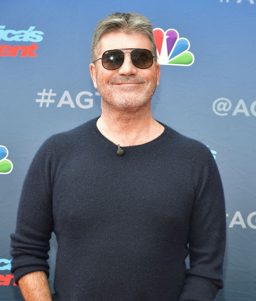Simon Cowell Reveals New 'AGT' Villain, Plus: How Much Weight Has He Lost?