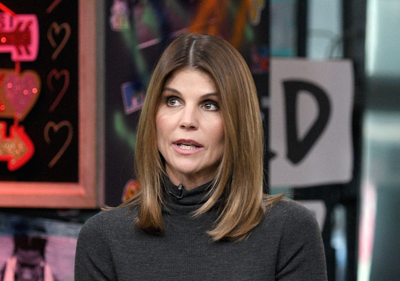 Lori Loughlin Surrenders, Plus: Her Friends React to College Cheating Scandal