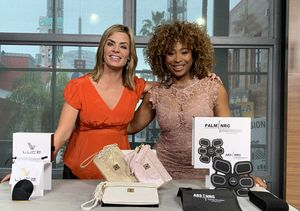 'Extra's' Pop-Up Shop: Facial Devices, Charging Wristlets, and Training…