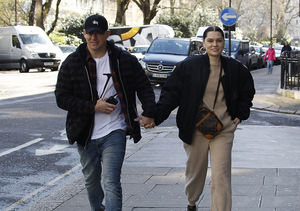 PDA Alert! Channing Tatum & Jesse J Hold Hands in London