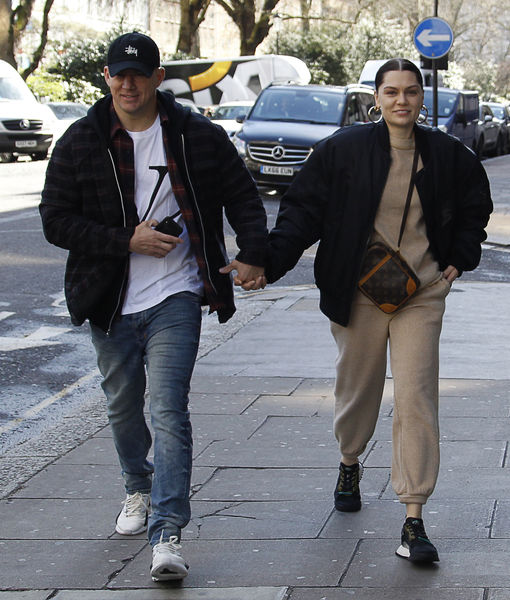 Channing Tatum & Jessie J Split: Report