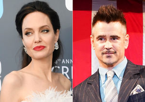 Rumor Bust! Angelina Jolie & Colin Farrell Are Not Dating