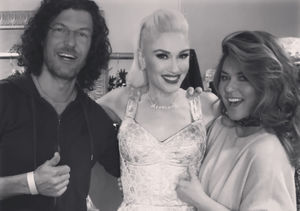 Gwen Stefani Dishes on Her Hangout with Shania Twain