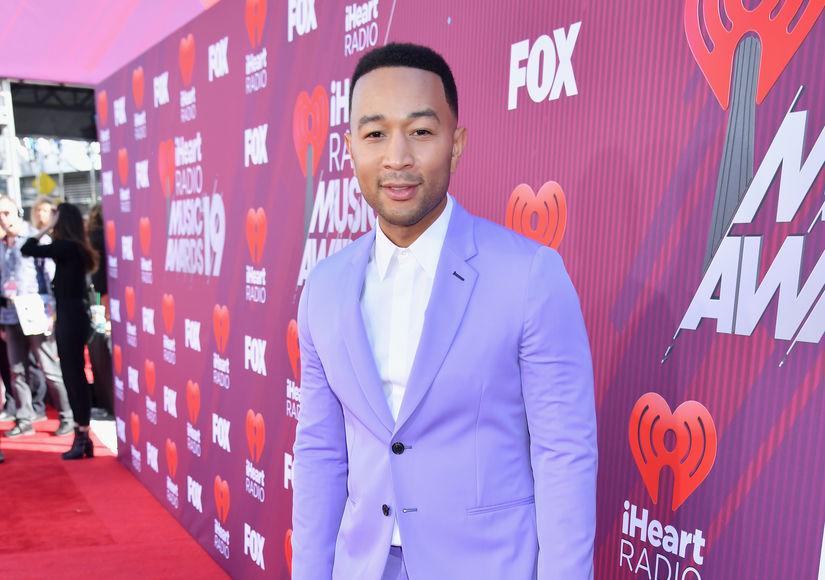 John Legend Sounds-Off on College Admissions Scandal