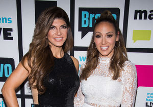 Melissa Gorga Says Teresa Giudice Is Feeling 'More Stressed Out' Ahead of…