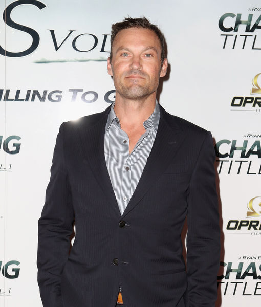 Brian Austin Green's Heartbreaking Text to Luke Perry — After He Died
