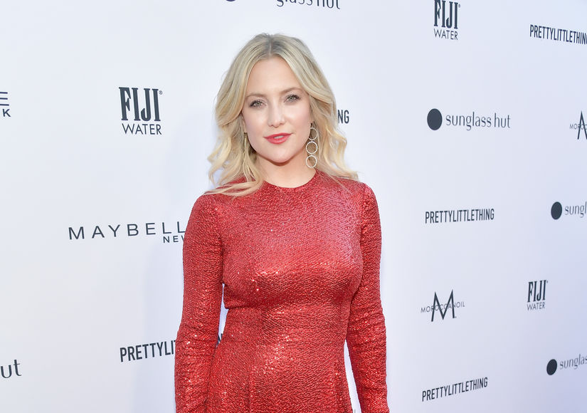 Kate Hudson's 40th Birthday Plans Are So Relatable to Every Mom