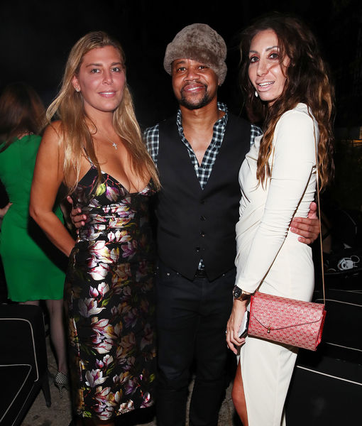 cuba-gooding-jr-claudine-getty