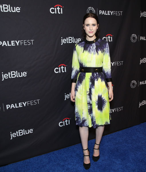 Rachel Brosnahan Reveals Who Inspired Her 'Marvelous Mrs. Maisel' Character