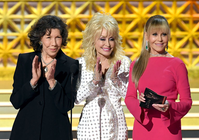 '9 to 5' Cast Reunion? Lily Tomlin on Dolly Parton's Interest in 'Grace and…