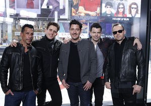 New Kids on the Block Celebrate 30th Anniversary of 'Hangin' Tough,' and…