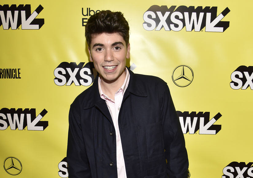 Noah Galvin Talks 'Booksmart,' Plus: Which Kardashian He Relates to Most!