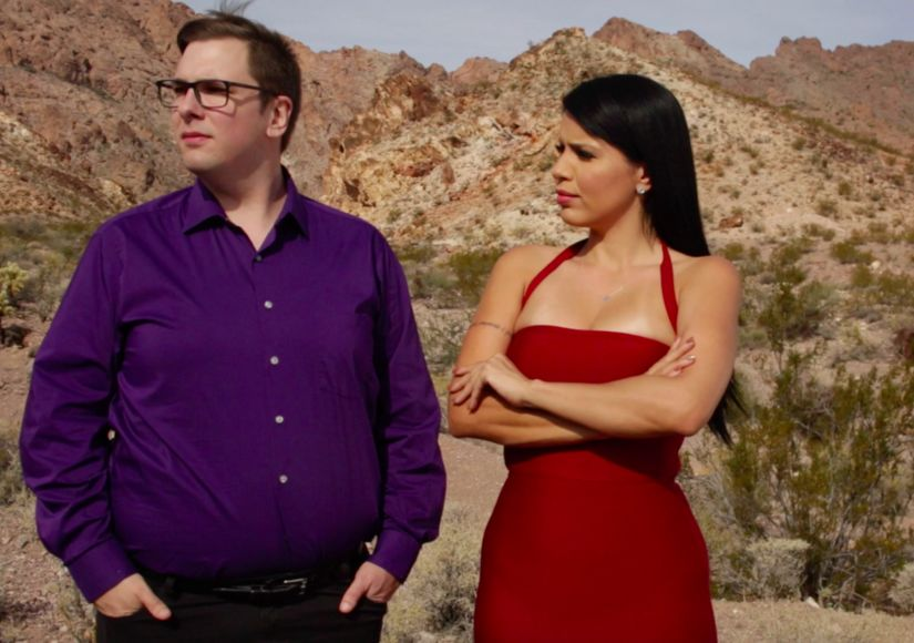 Sneak Peek at Drama-Packed New Season of '90 Day Fiancé'
