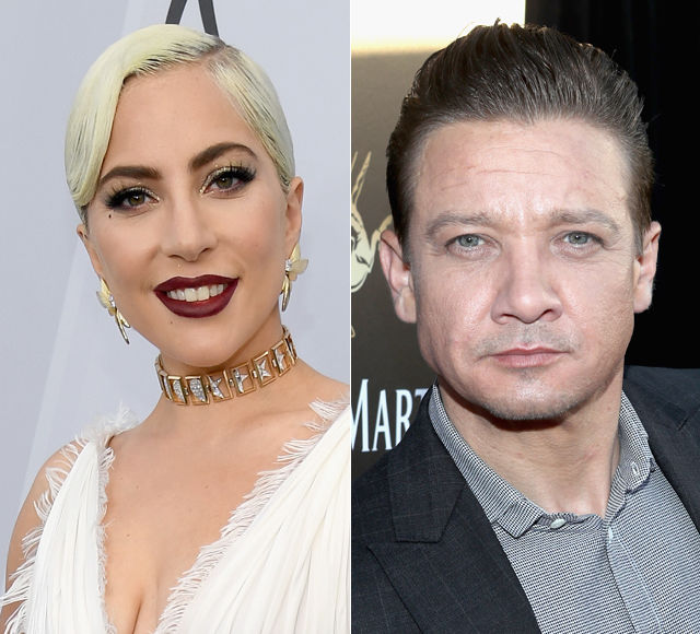 New Couple Alert? Lady Gaga & Jeremy Renner Spark Romance Rumors