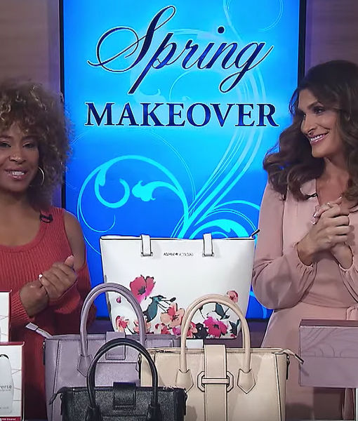 'Extra's' Spring Makeover Pop-Up Shop: Anti-Aging Devices, Handbags, and…