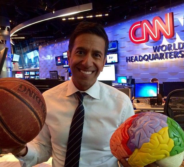 Dr. Sanjay Gupta Reveals How to Handle Stress